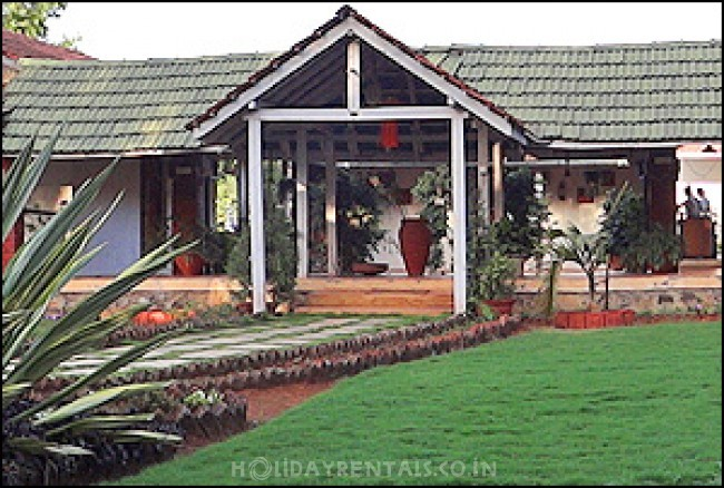 Holiday Cottages, Alibaug