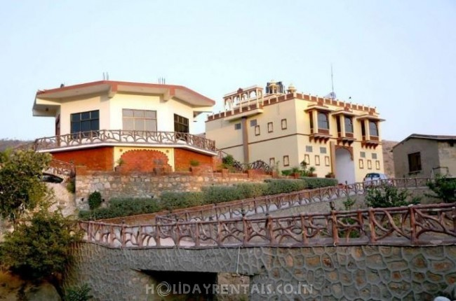 Kumbhalgarh Fort Resort, Udaipur
