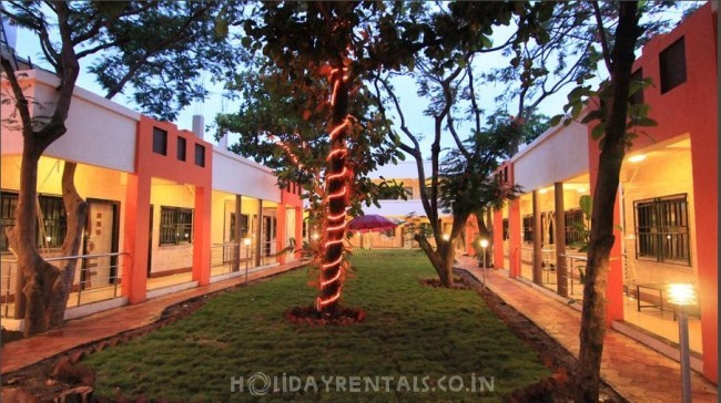 Holiday Resort near Sai Mandir, Shirdi