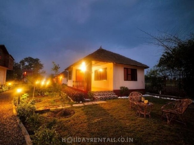 Kalagarh Jungle Resort, Corbett