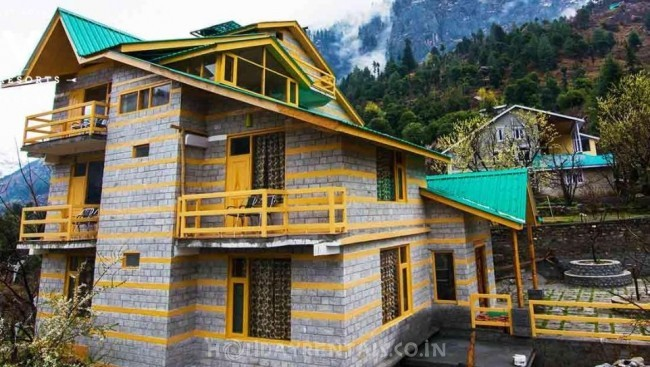 River Side Cottage, Manali