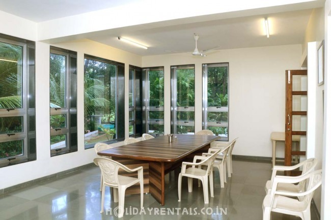 3 Bedroom Villa, Alibaug