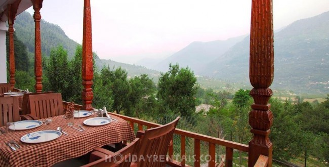 Valley View Cottage, Manali