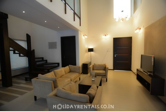 3 Bedroom Villa, Anjuna