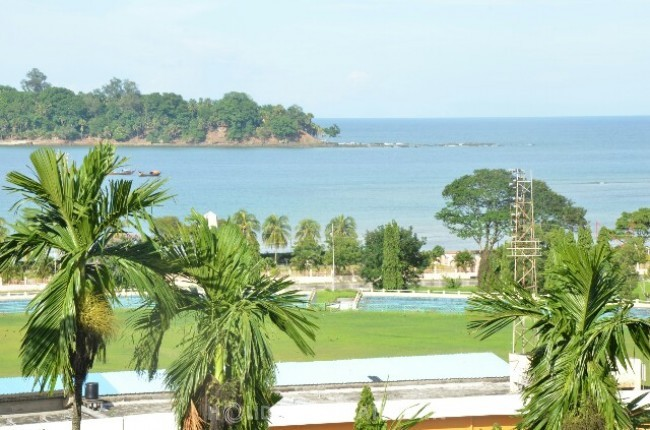 Sea view home, Port Blair