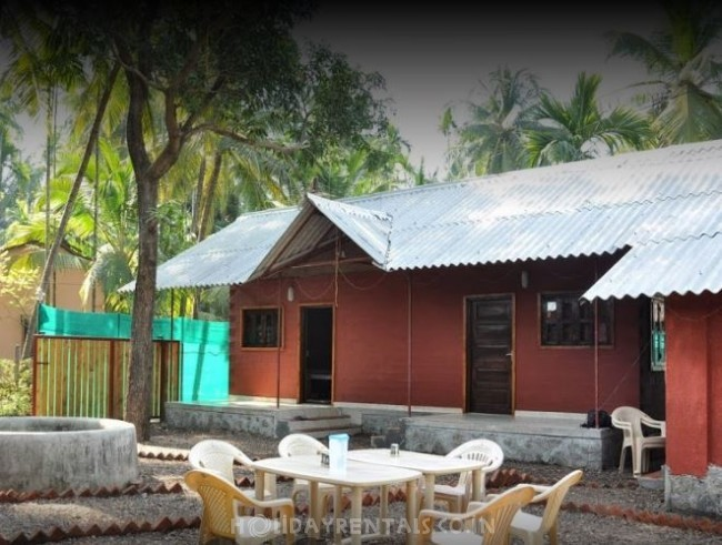 Beachside Holiday Cottages, Alibaug