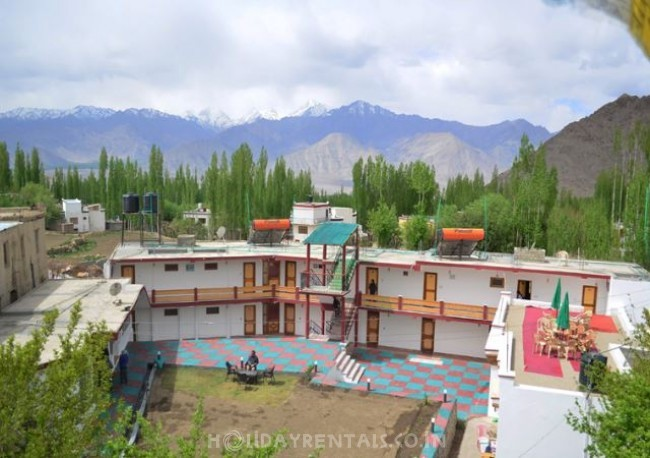 Himalayan View Resort, Leh