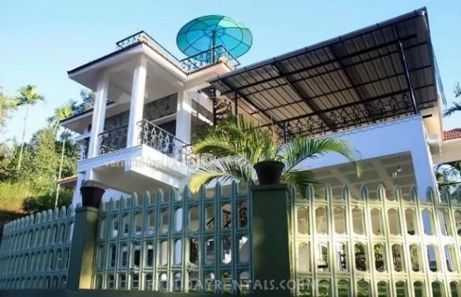 Nilgiri Hills View Villa, Wayanad