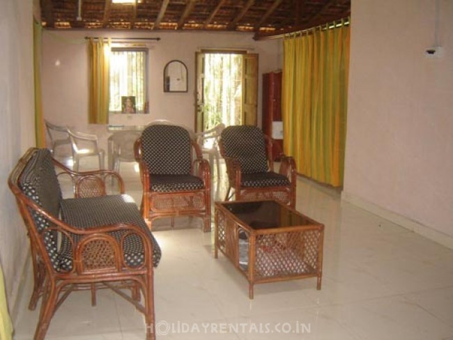 Beachside Bungalow, Shrivardhan