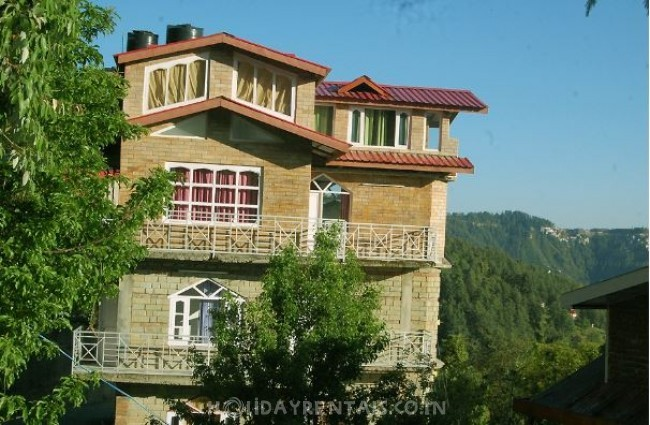 Stone Cottages, Shimla