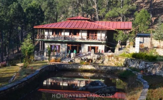River Side Villa, Kausani