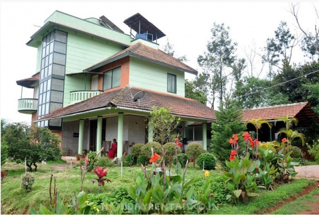 Coffee Estate Homestay, Sakleshpur