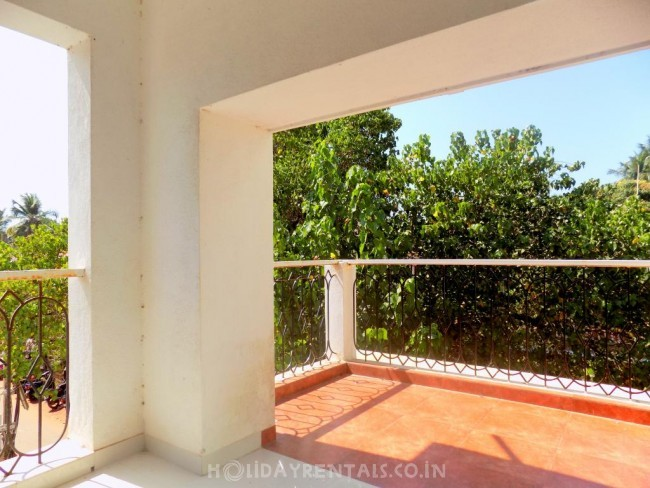 2 Bedroom Apartment in Candolim , Candolim