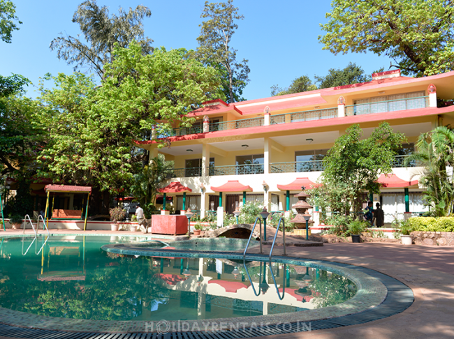 Holiday Resort on M.G Road, Matheran