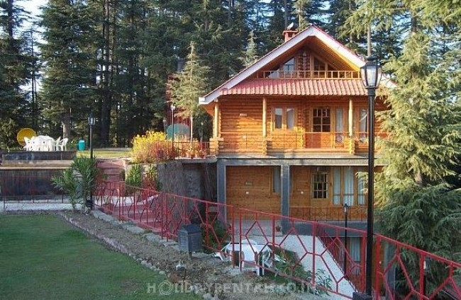 Naldehra Chalet, Shimla