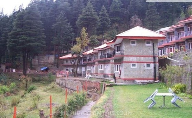 Cottages Near Mcleod Ganj, Dharamshala