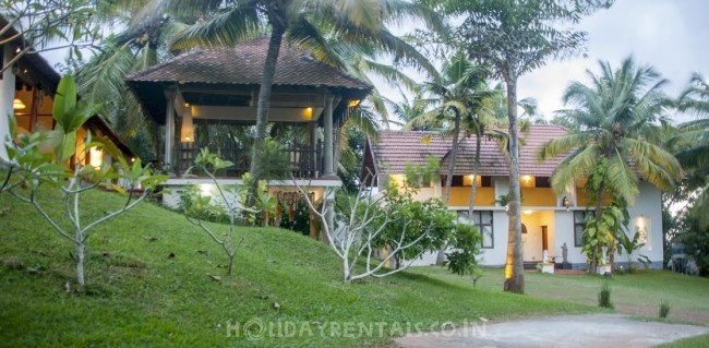 Holiday Home in Poovar, Trivandrum