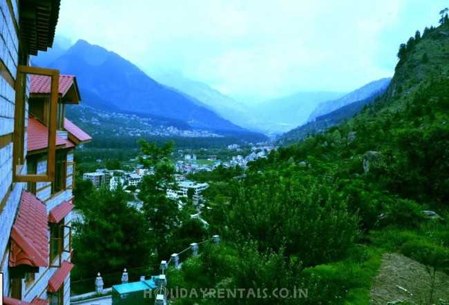 Hill View Cottage, Manali