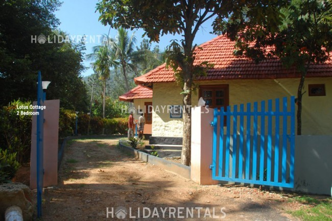 2 Bedroom Cottage in Estate hills, Trivandrum