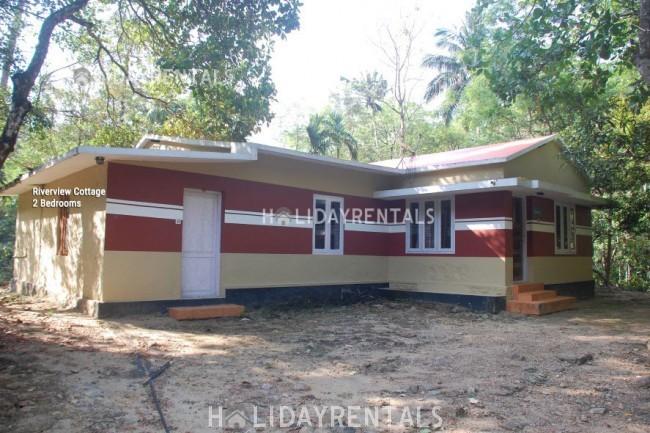 2 Bedroom Cottage in Estate hills, Trivandrum