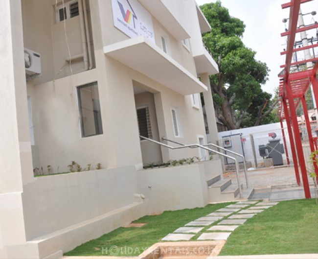 Apartment near Mysore University, Mysore