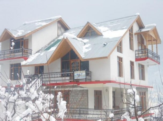 Cottages in Simsa, Manali
