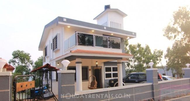 3 Bedroom Bungalow, Mahabaleshwar