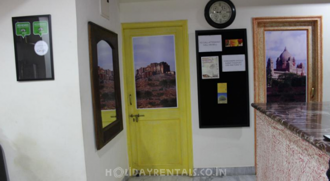 B&B near Railway station, Jodhpur
