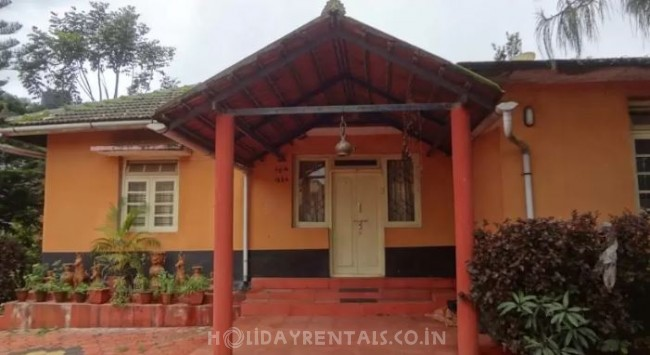 4 Bedroom Home, Madikeri