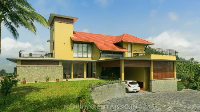 5 Bedroom Holiday Home, Wayanad