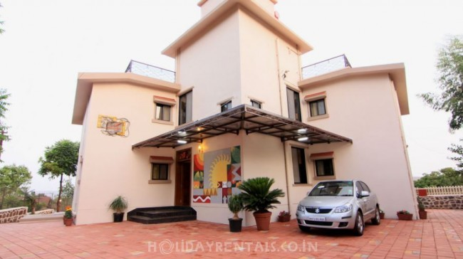 8 Bedroom Bungalow, Mahabaleshwar