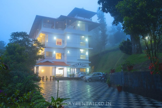 Tea Estate View Holiday Stay, Munnar