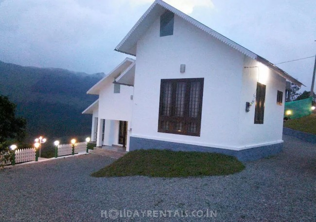 Pine forest view Cottage, Vagamon
