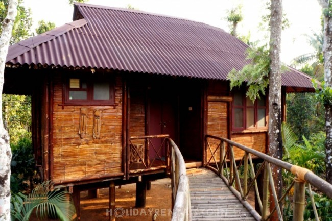 Bamboo Cottages, Wayanad