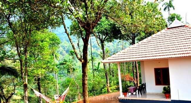 Cottages near Paithalmala, Kannur