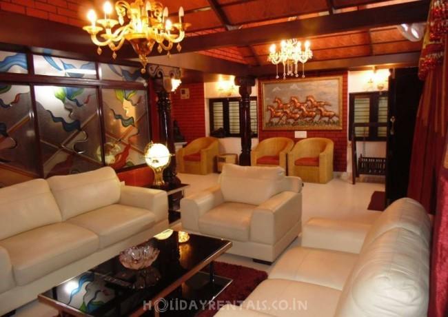 4 Bedroom Bungalow, Chikmagalur