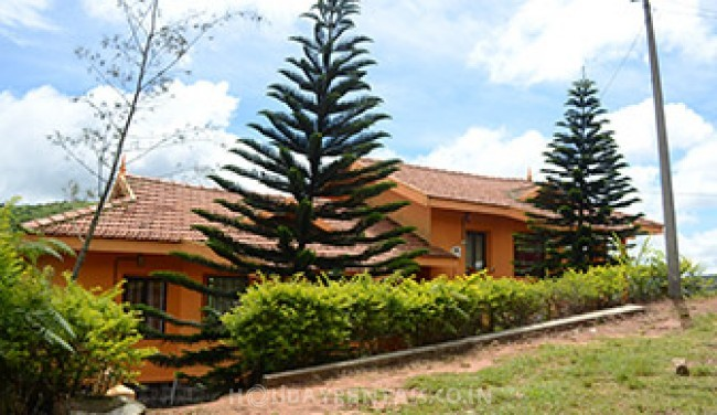 Valley View Cottages, Vagamon