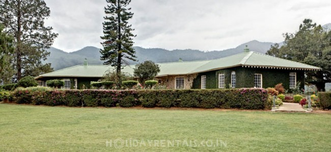 Bungalow near Anamudi hill, Munnar