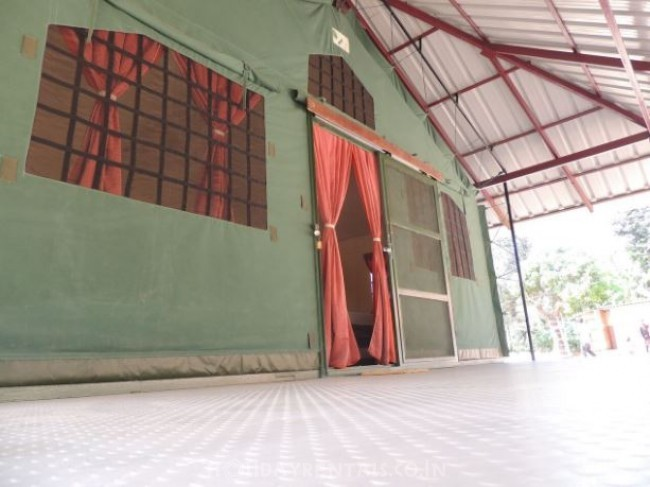 Tent Stay, Chikmagalur