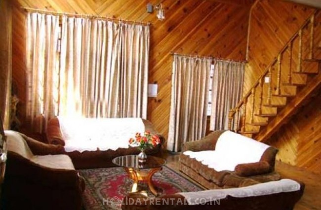 Apple Orchard Cottage, Manali