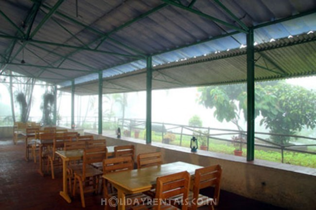 Gavi forest budget resort, Pathanamthitta