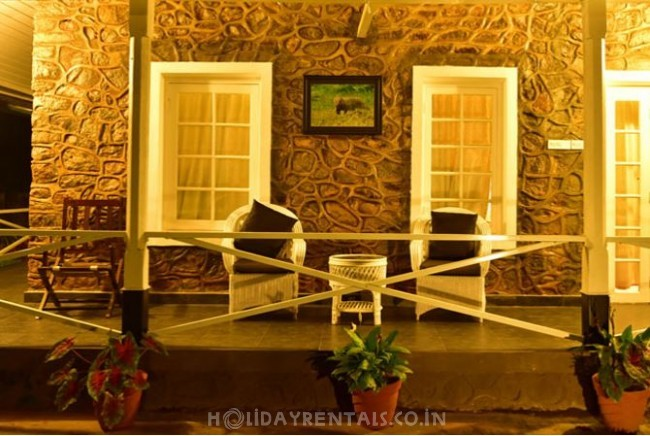 Jungle Stay, Valparai