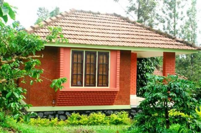 Cottages near Wildlife Sanctuary, Wayanad