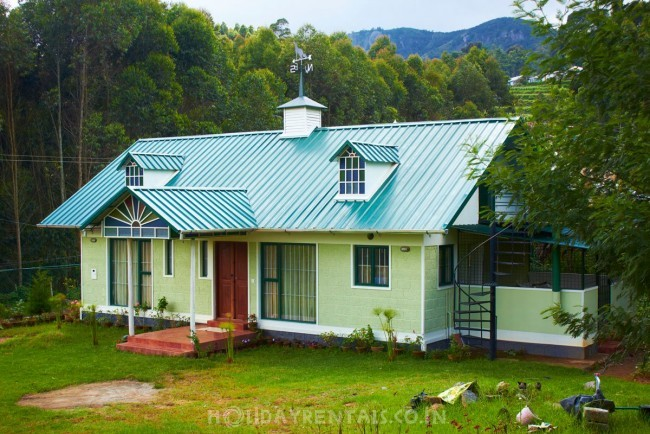 3BHK holiday house, Munnar