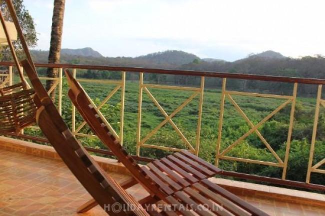 Jungle View Holiday Stay, Thekkady