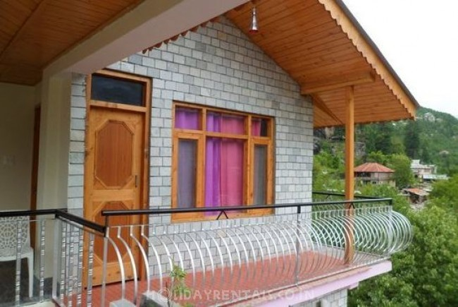 Hill View Home, Manali