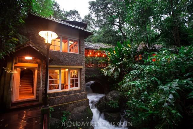 Spice plantation bungalow, Thekkady