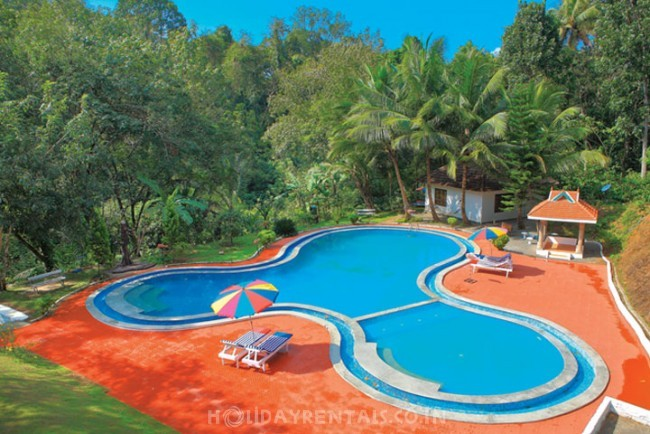 Kallar River View Stay, Trivandrum