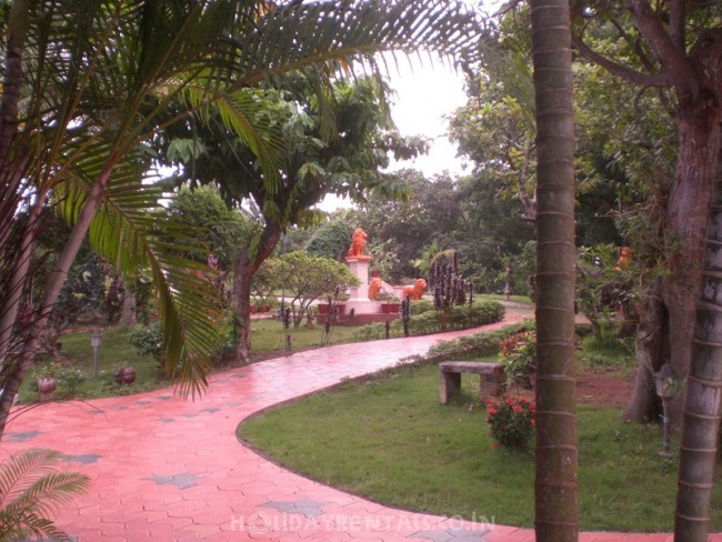 Colonial Style Holiday Home, Trivandrum
