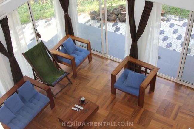 Hill View House, Munnar